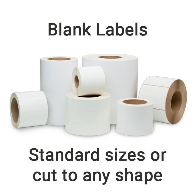 Blank Labels